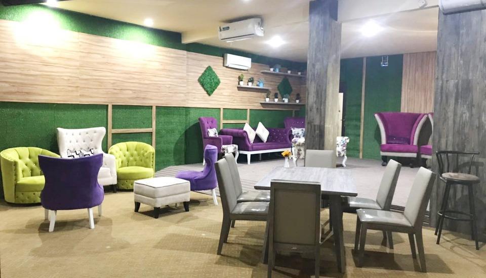 Best Skip Hotel Palembang - Lobby