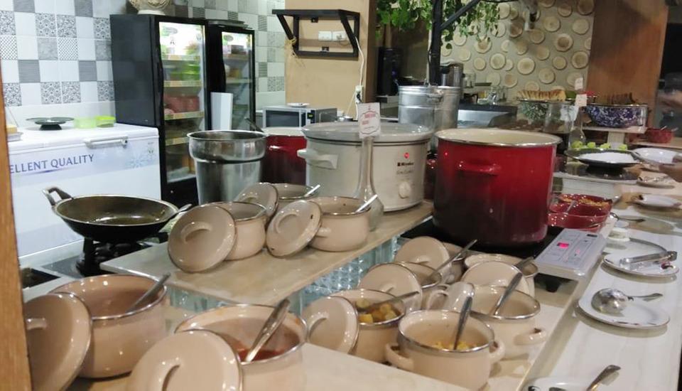 Best Skip Hotel Palembang - Restaurant