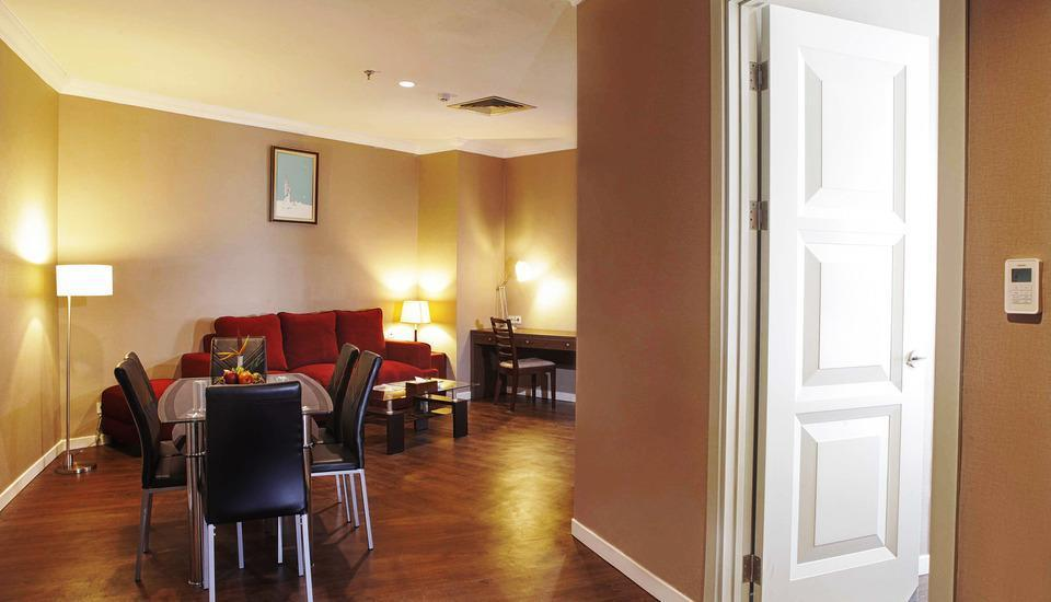 Horison Forbis Hotel Cilegon - Ruang keluarga (Family Suite)