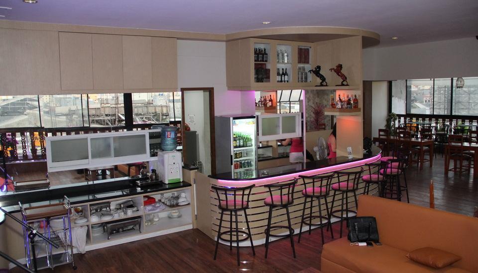 Antoni Hotel Jakarta - Café