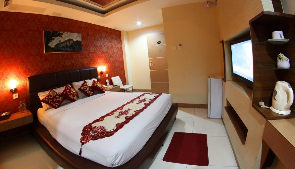 Antoni Hotel Jakarta - Kamar Deluxe