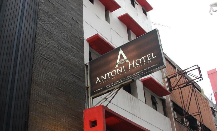 Antoni Hotel Jakarta - eksterior