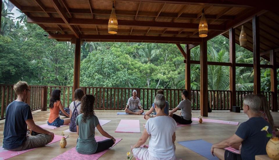 Pertiwi Bisma 1 Ubud - Yoga