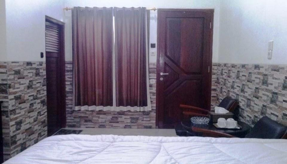 Hotel Buah Sinuan Lembang - New Grand Family dengan 2 High Quality Double Spring Bed