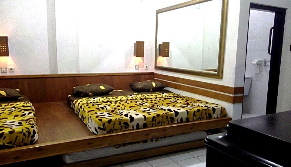 Hotel Buah Sinuan Lembang - Family Room for 5 Person