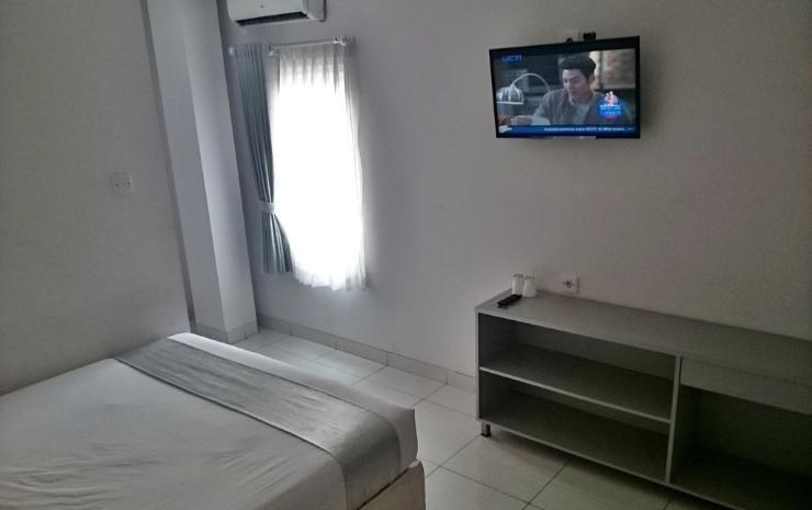 Eve Hotel Bandung - Kamar tamu