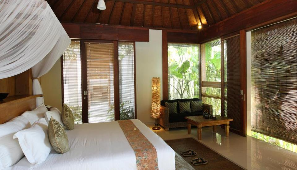 Swarapadi Villa Bali - Suite Room Regular Plan