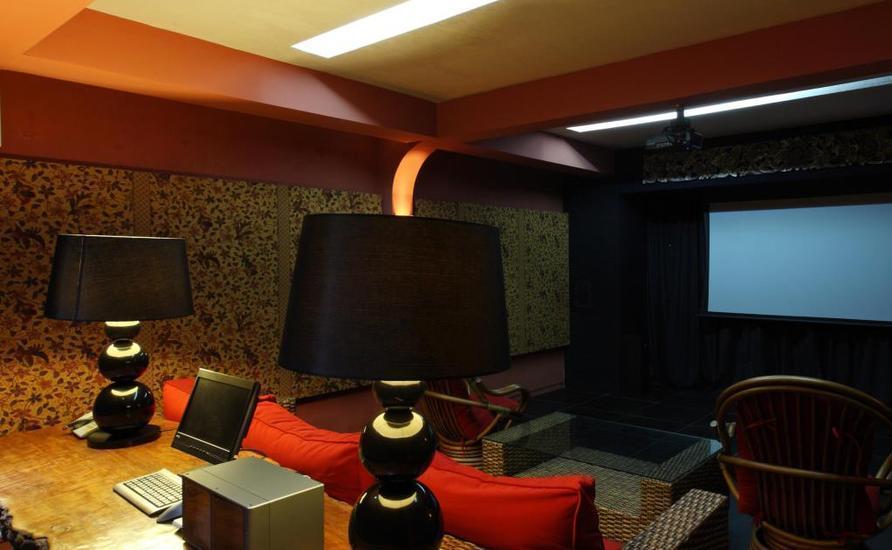 Swarapadi Villa Bali - Ruang karaoke