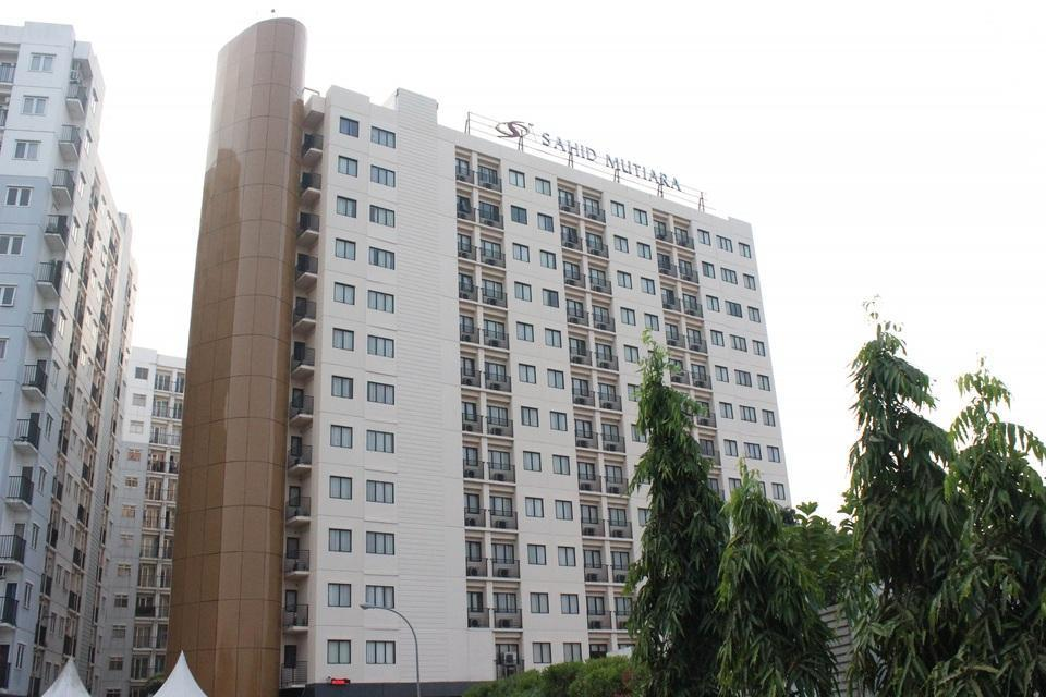 Sahid Mutiara Karawaci - Gedung Bagian Luar