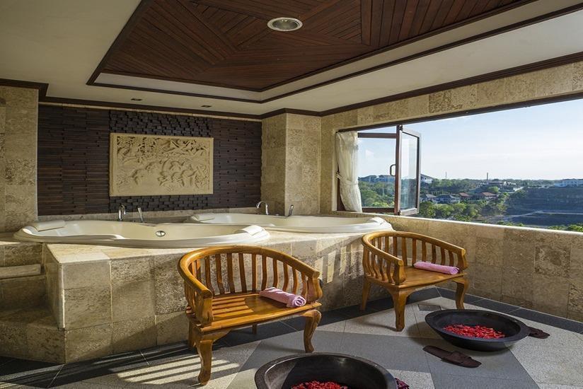 3 Princess Boutique Hotel Bali - Kamar mandi