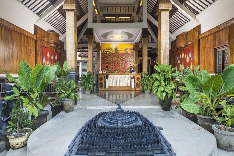 3 Princess Boutique Hotel Bali - Resepsionis