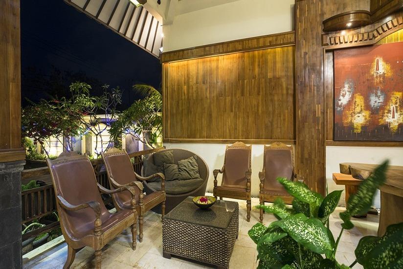 3 Princess Boutique Hotel Bali - Lobi