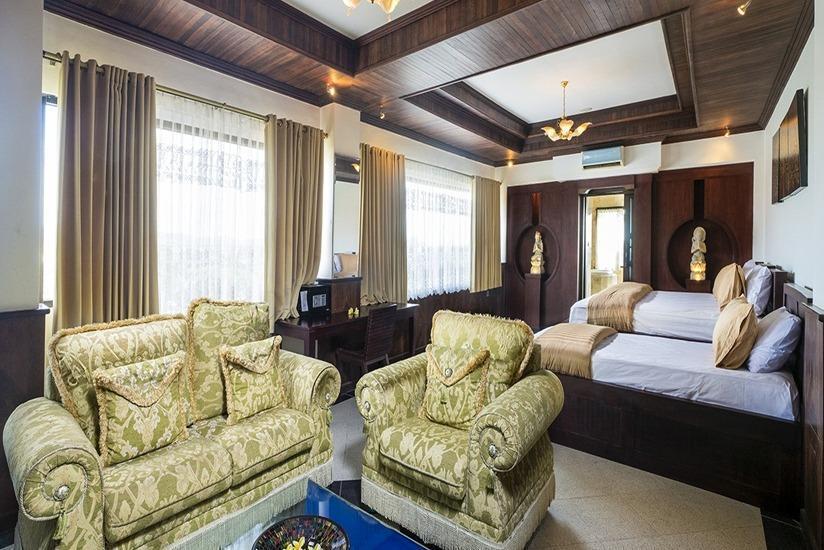 3 Princess Boutique Hotel Bali - Kamar tamu