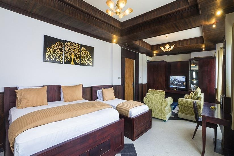 3 Princess Boutique Hotel Bali - Family Ocean View - Room Only Regular Plan