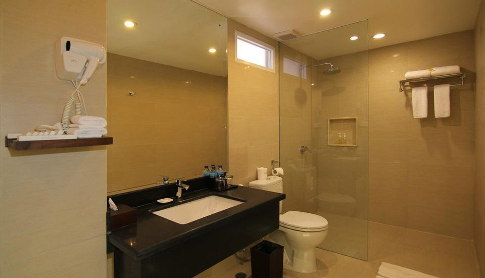 The Bene Hotel Bali - Bathroom Superior, Deluxe & Pool Access