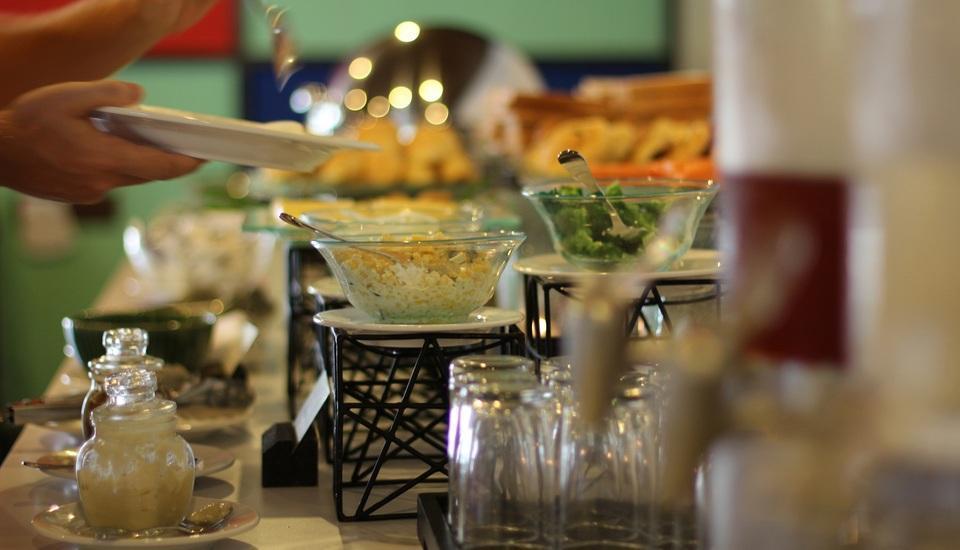 The Bene Hotel Bali - Breakfast