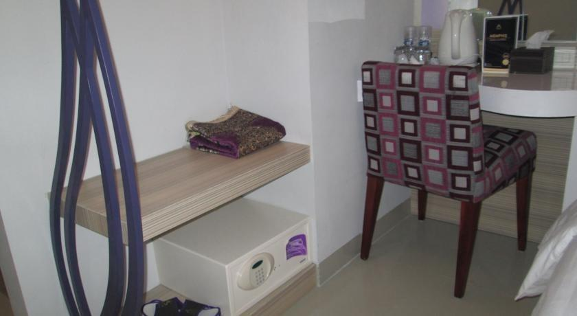 Salis Hotel  Setiabudi - Interior