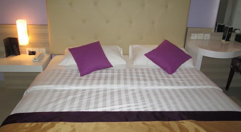 Salis Hotel  Setiabudi - Kamar tamu