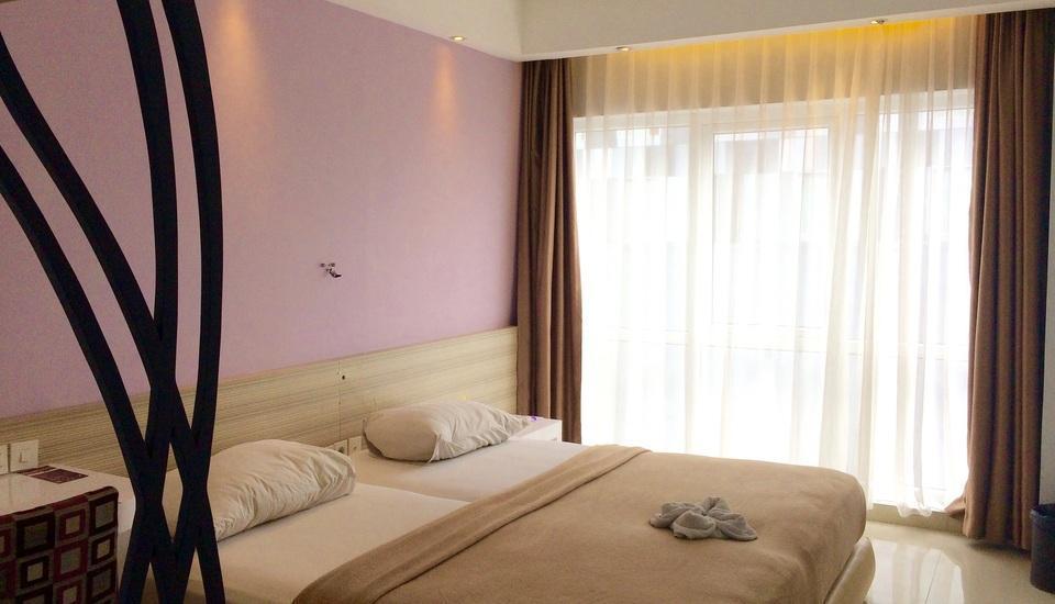 Salis Hotel  Setiabudi - Easy Room Only Regular Plan
