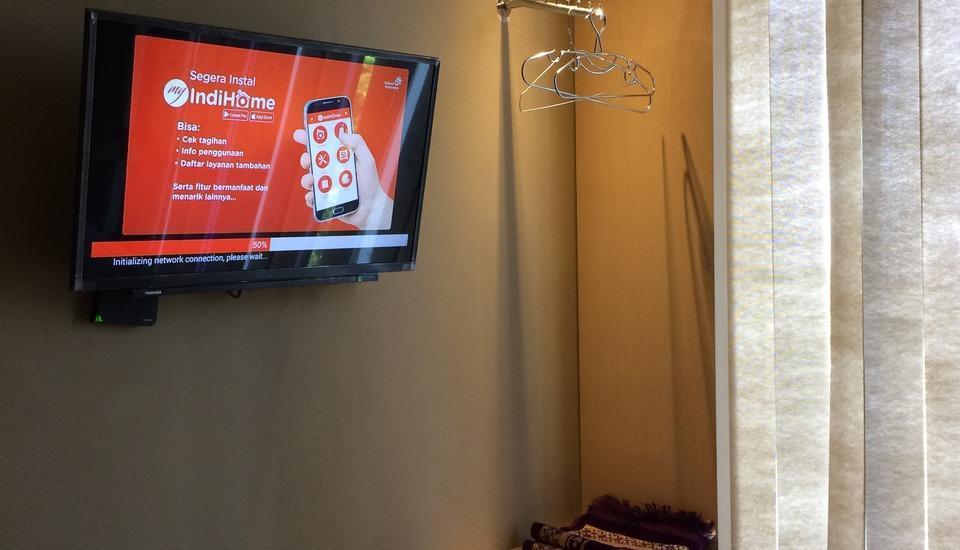 Salis Hotel  Setiabudi - TV