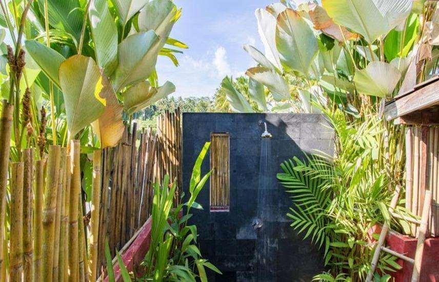 Hati Padi Cottages Bali - Kamar mandi