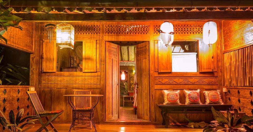 Hati Padi Cottages Bali - Bungalow