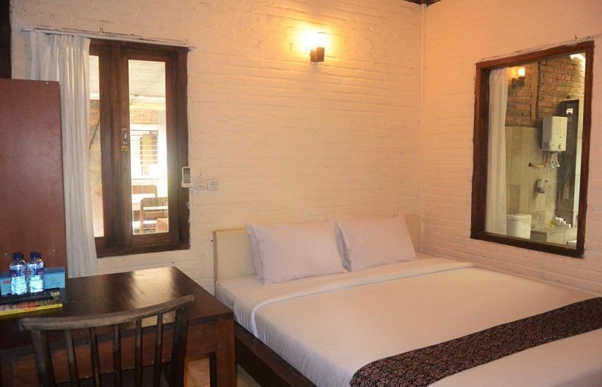 Cempaka Guest House Borobudur - Deluxe Double Regular Plan