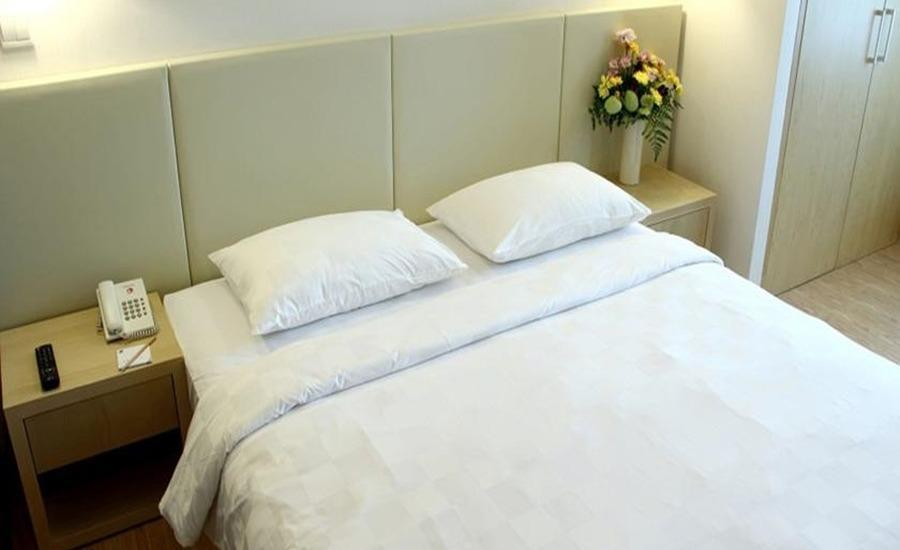 J iCon Residence Balikpapan - Kamar tamu