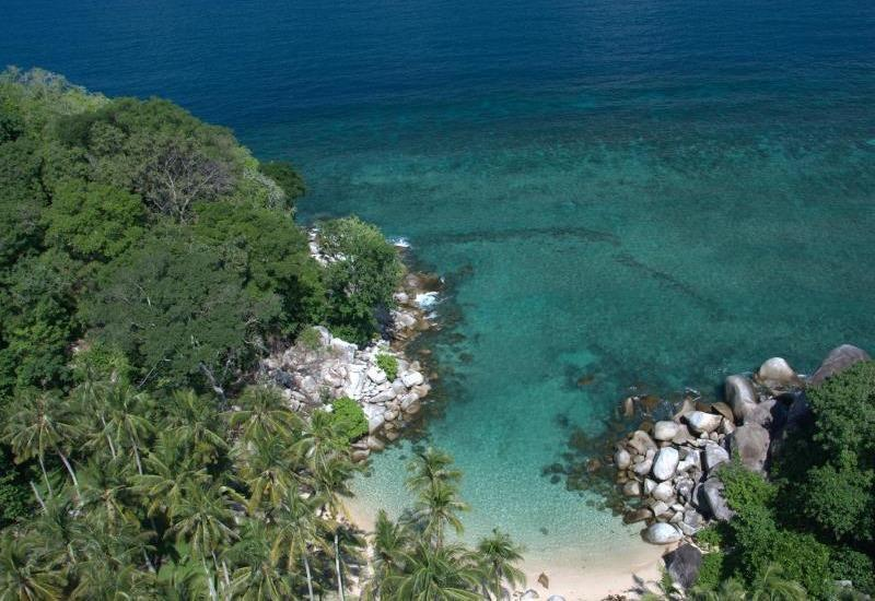 Billiton Hotel Belitung - view