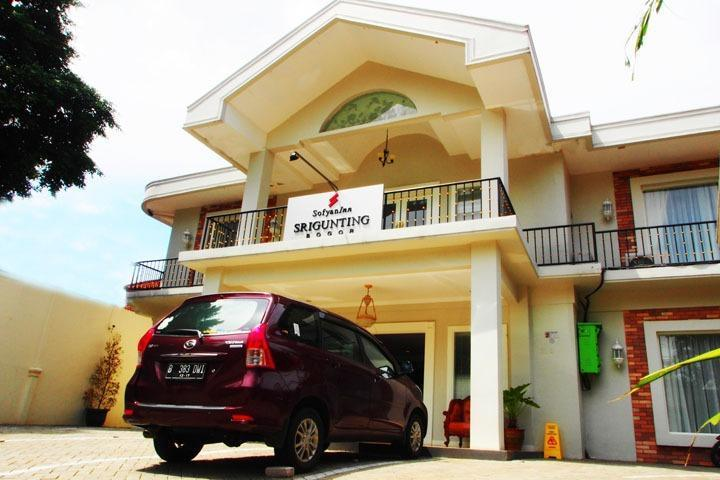 Sofyan Inn Srigunting Bogor - Eksterior