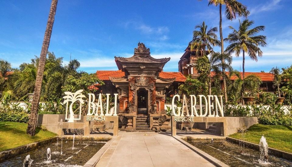 Bali Garden Beach Resort Bali - Masuk