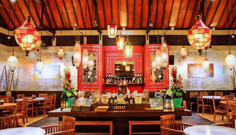 Bali Garden Beach Resort Bali - Warung Damar