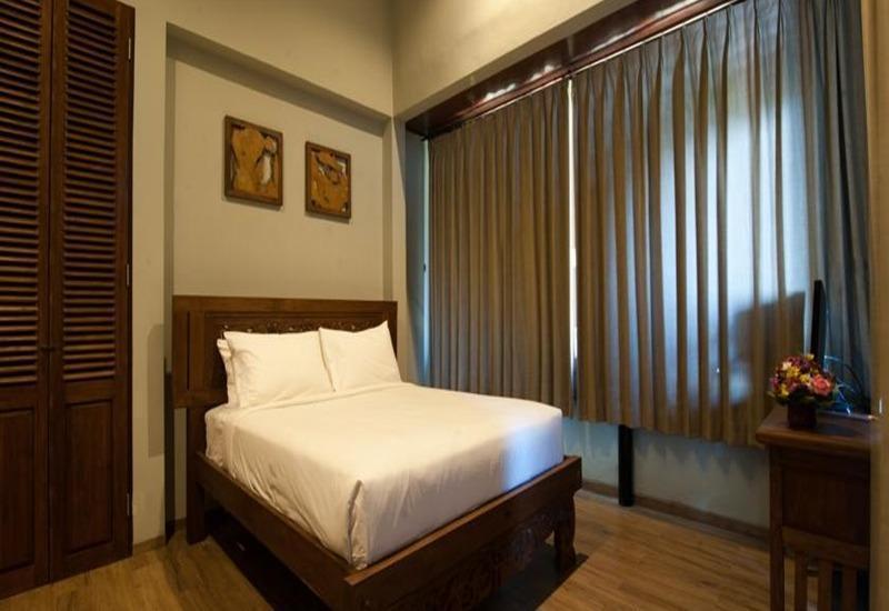 Casa Di Labuan Villa Bali - Kamar tamu