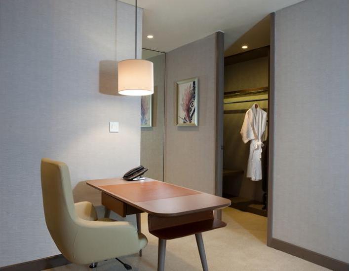 InterContinental Bandung Dago Pakar - Kamar, 1 Tempat Tidur King Regular Plan