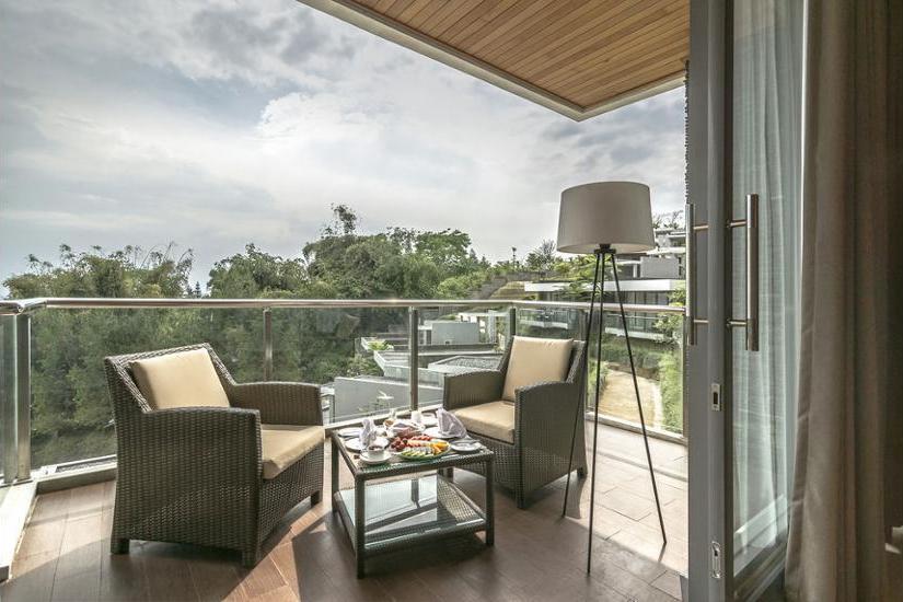 InterContinental Bandung Dago Pakar - Vila, 1 Tempat Tidur King Regular Plan