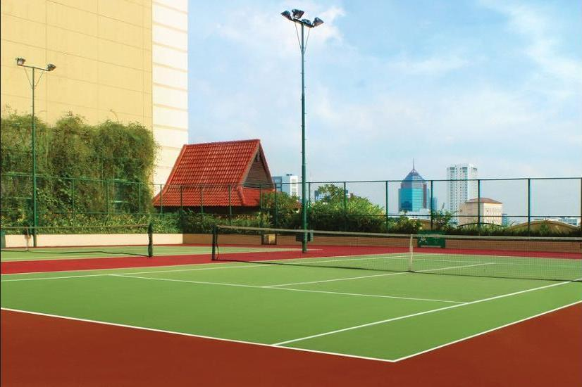 Sheraton Surabaya Hotel and Towers Surabaya - Sports Facility