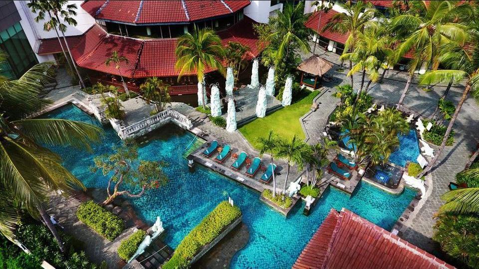 Sheraton Surabaya Hotel and Towers Surabaya - Gazebo