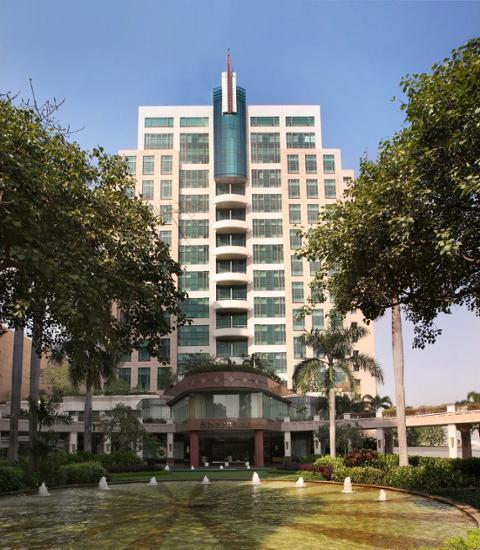 Sheraton Surabaya Hotel and Towers Surabaya - Exterior