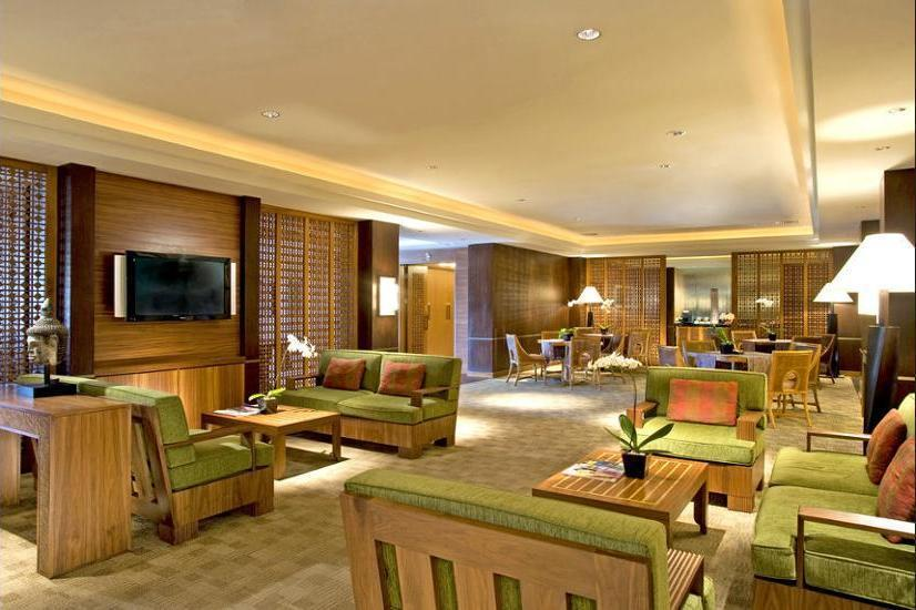 Conrad Bali - Executive Lounge