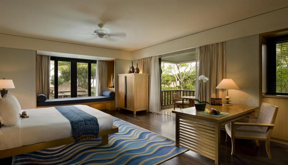 Conrad Bali - Kamar Deluks, 1 Tempat Tidur King, akses difabel (Resort) Regular Plan