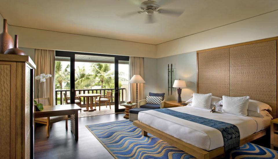 Conrad Bali - Kamar Deluks, 1 tempat tidur king, pemandangan samudra Regular Plan