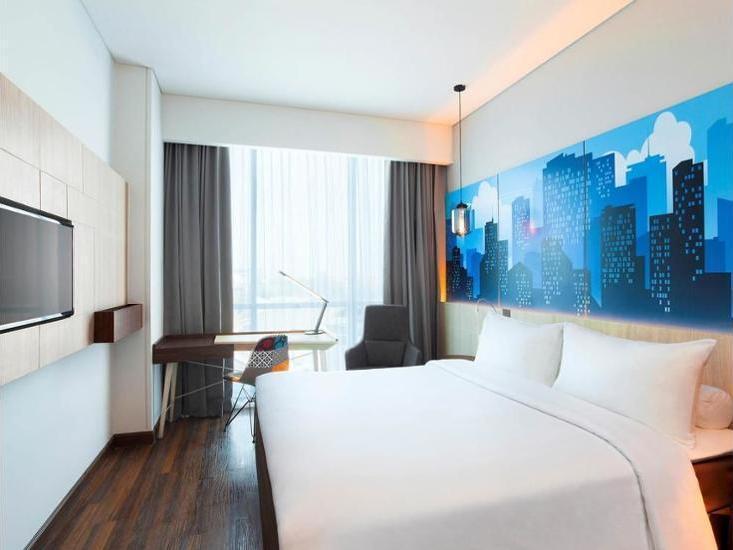 Ibis Styles Jemursari Surabaya - Guestroom