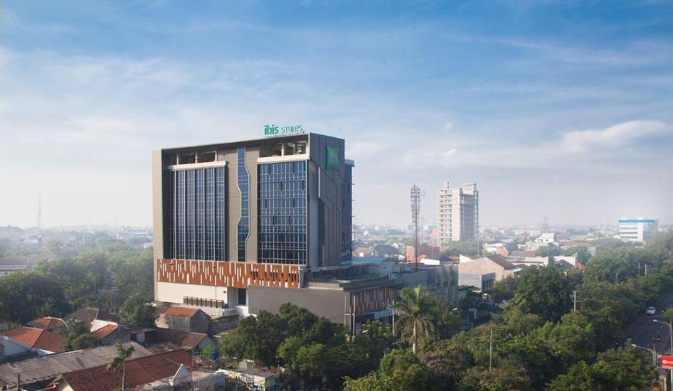 Ibis Styles Jemursari Surabaya - City View