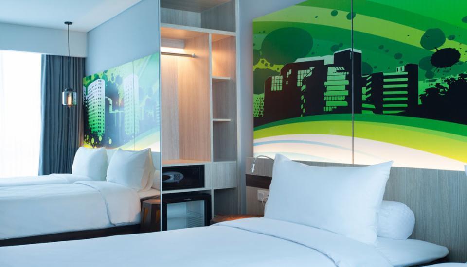 Ibis Styles Jemursari Surabaya - Kamar Standar, 1 tempat tidur double Regular Plan