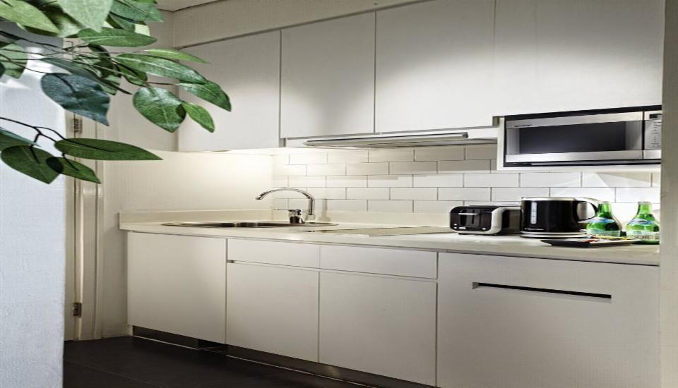 Morrissey Serviced Apartment Jakarta - Studio (Twin) Penawaran menit terakhir: hemat 40%