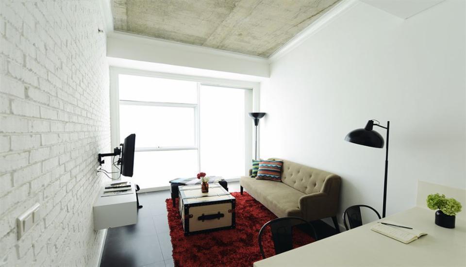 Morrissey Serviced Apartment Jakarta - Kamar Kota (Luxe) Hemat 35%