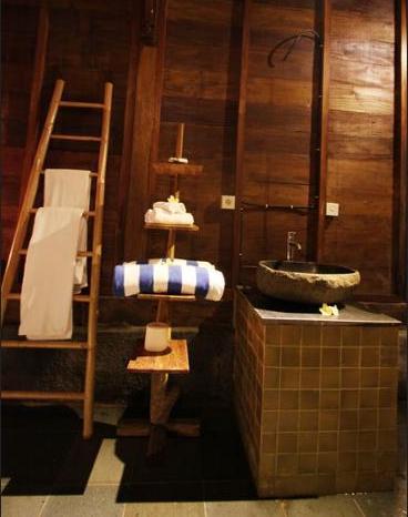 DD Ubud Villa Bali - Bathroom