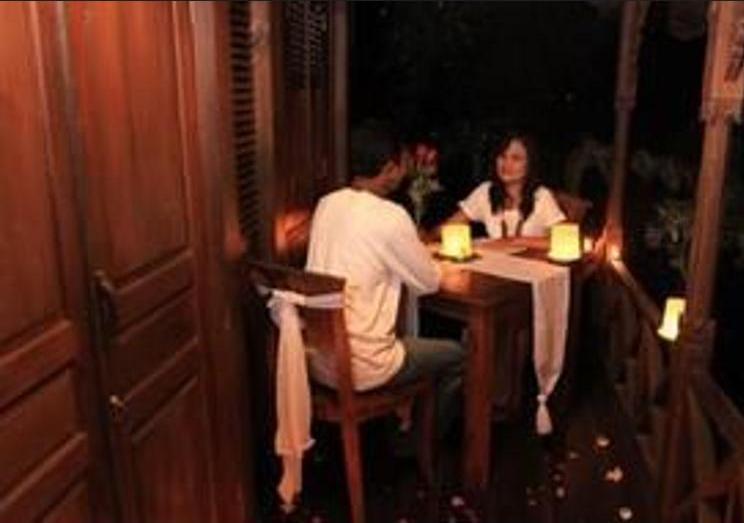 DD Ubud Villa Bali - Couples Dining
