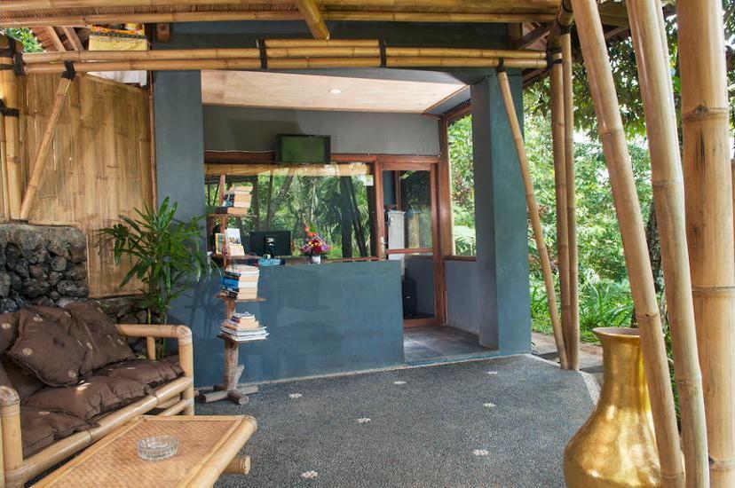 DD Ubud Villa Bali - Reception