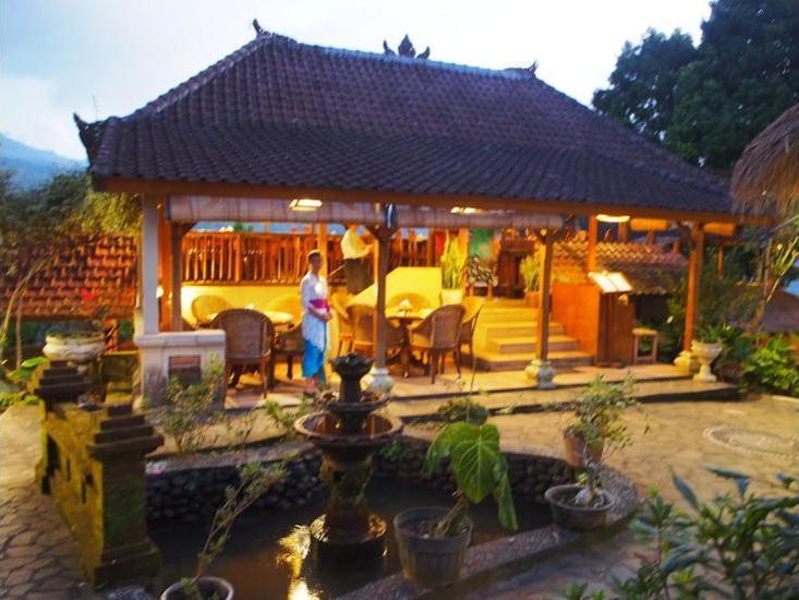 Puri Lumbung Cottages Bali - Restaurant
